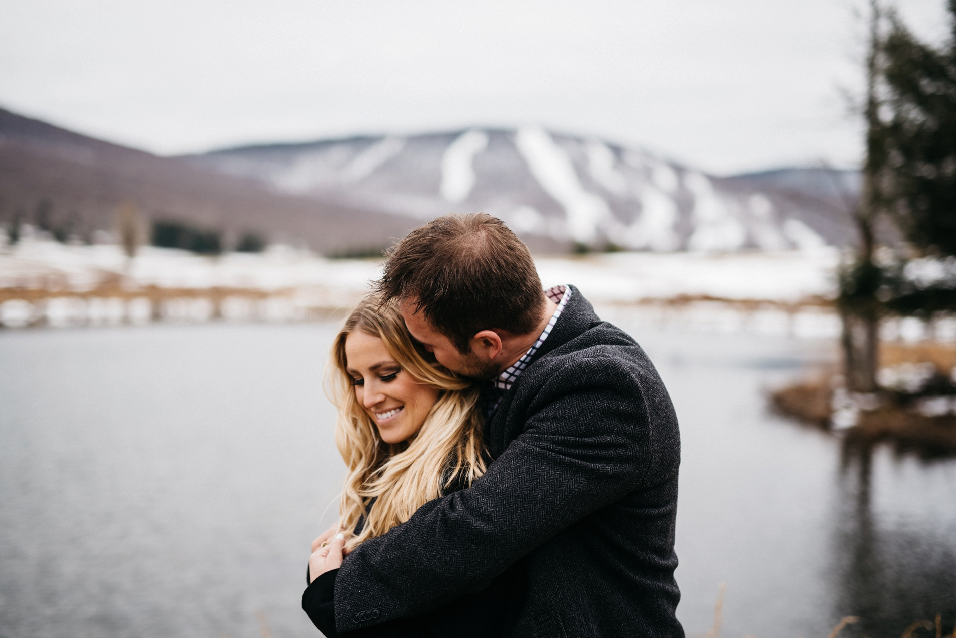 canaan valley engagement photographer