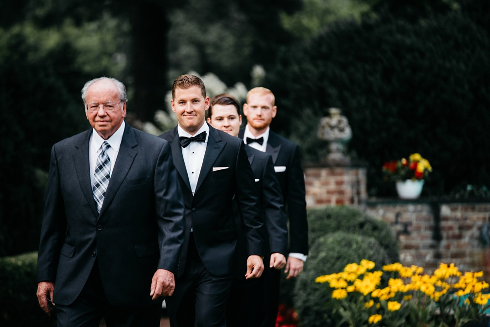 greenbrier wedding photo