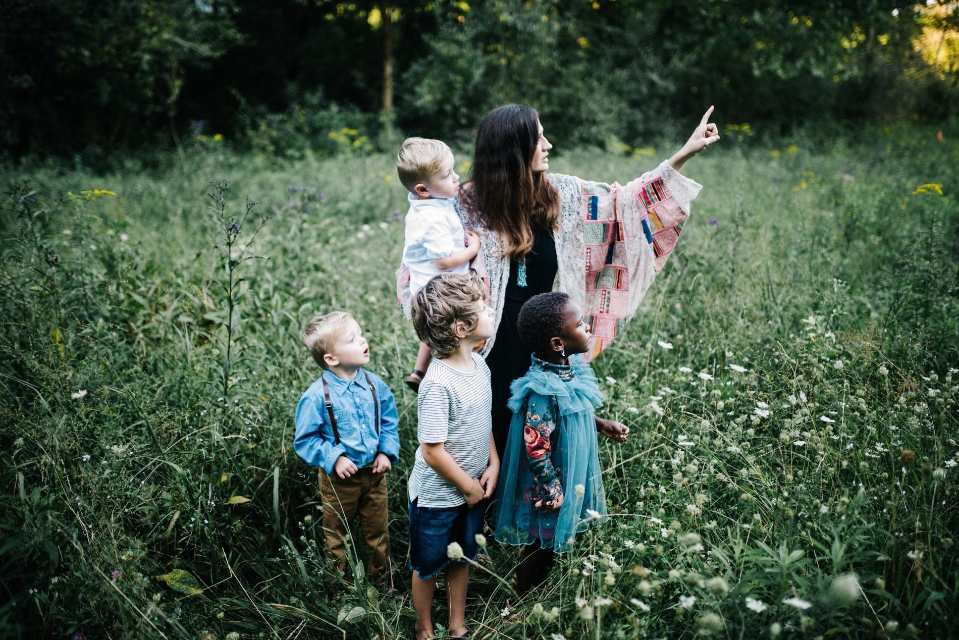 west virginia lifestyle family photo