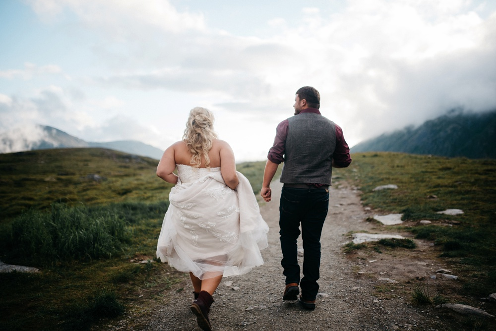 alaska wedding photographers