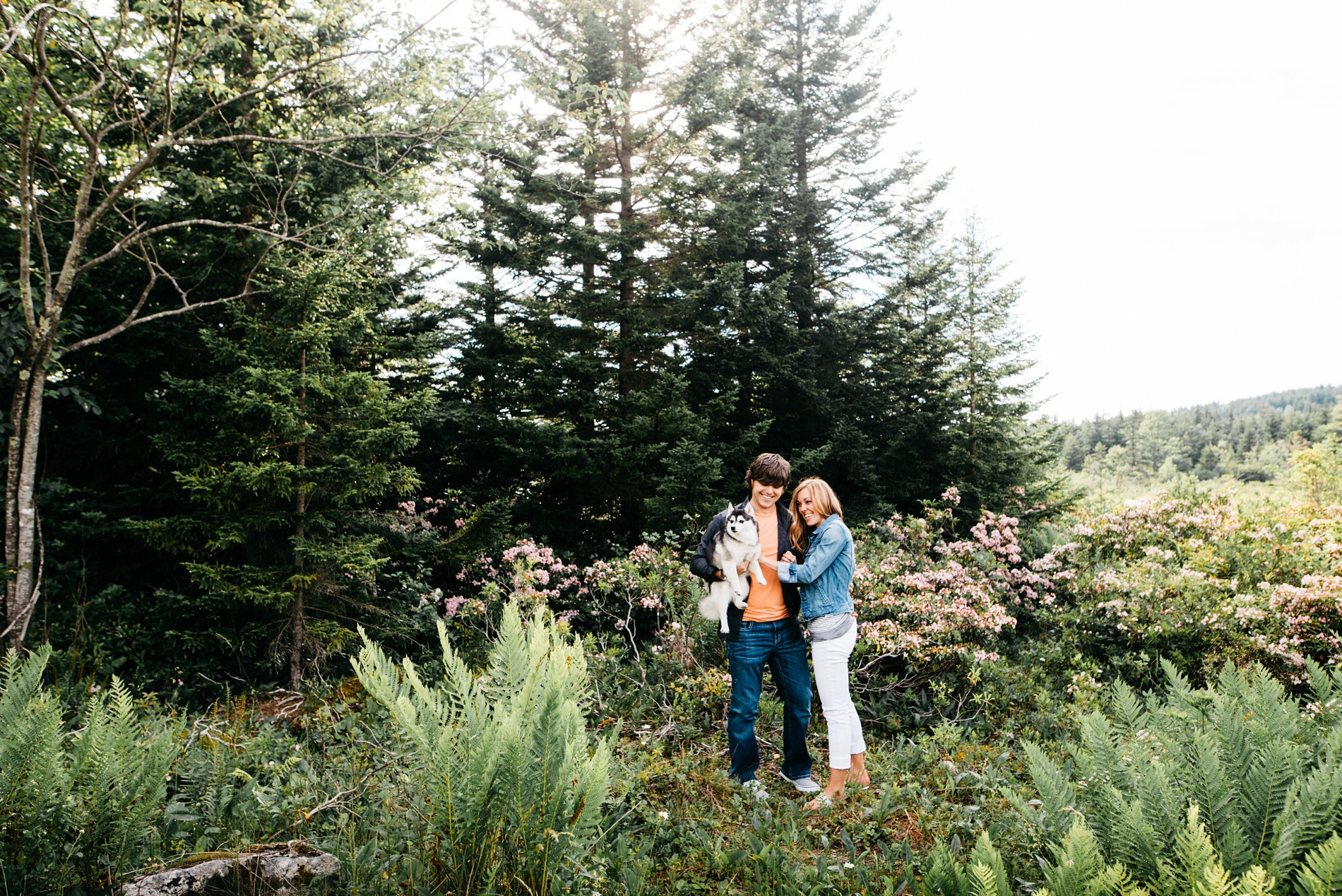 dolly sods engagement session