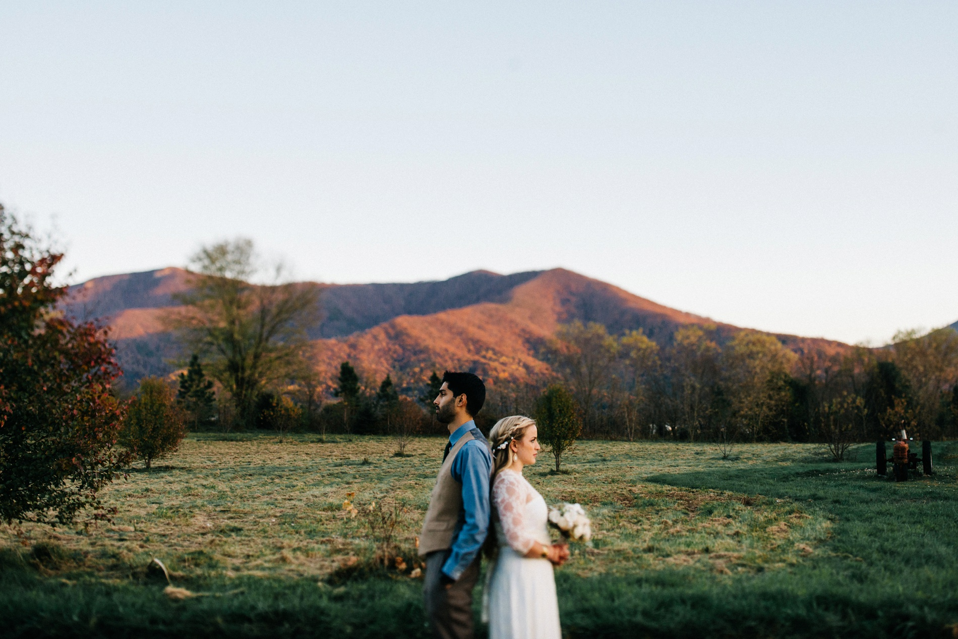 luray virginia wedding
