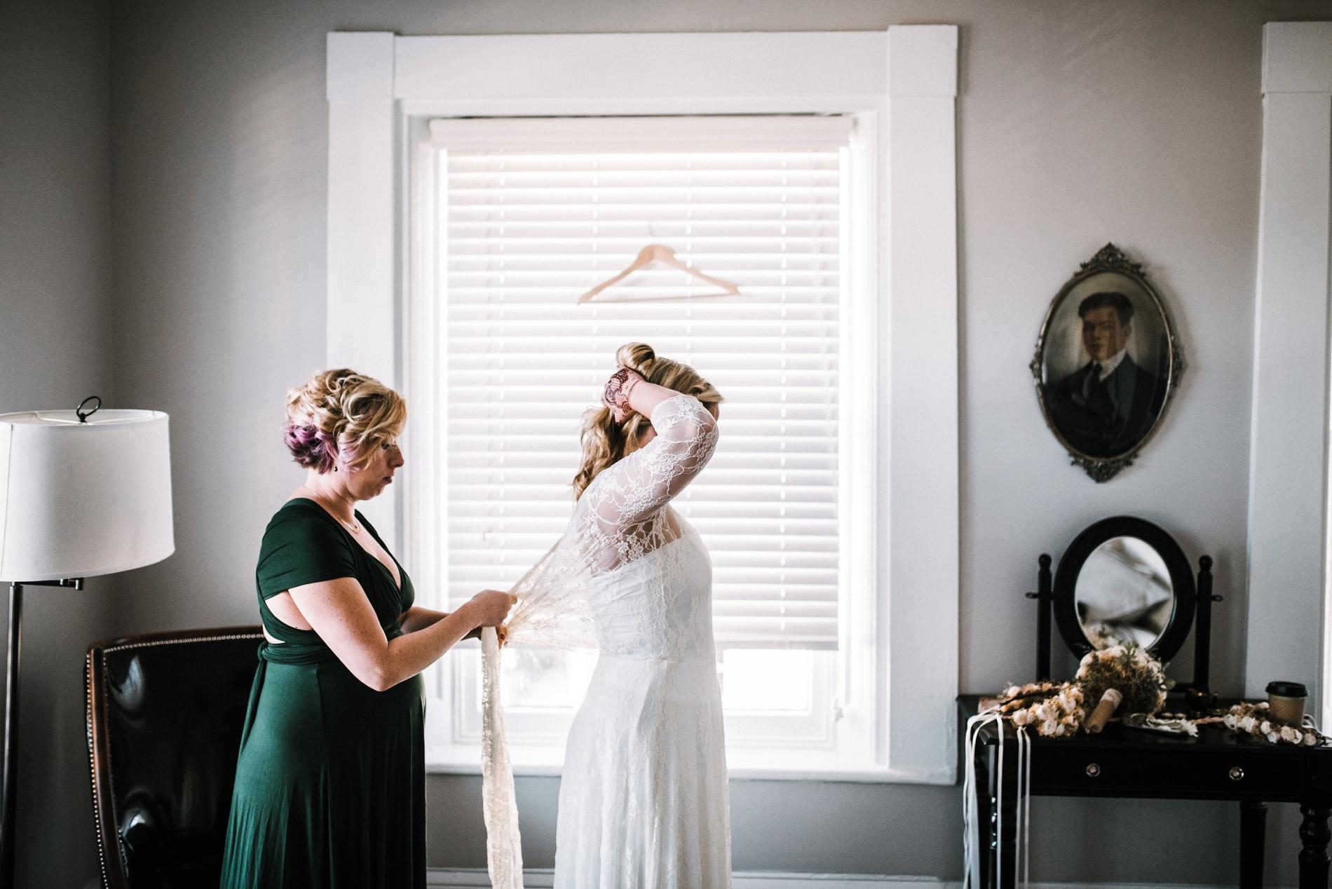 wedding in luray va