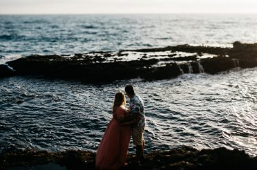 Laguna Beach Engagement Portraits