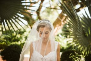 hotel la mariposa wedding bridal photo