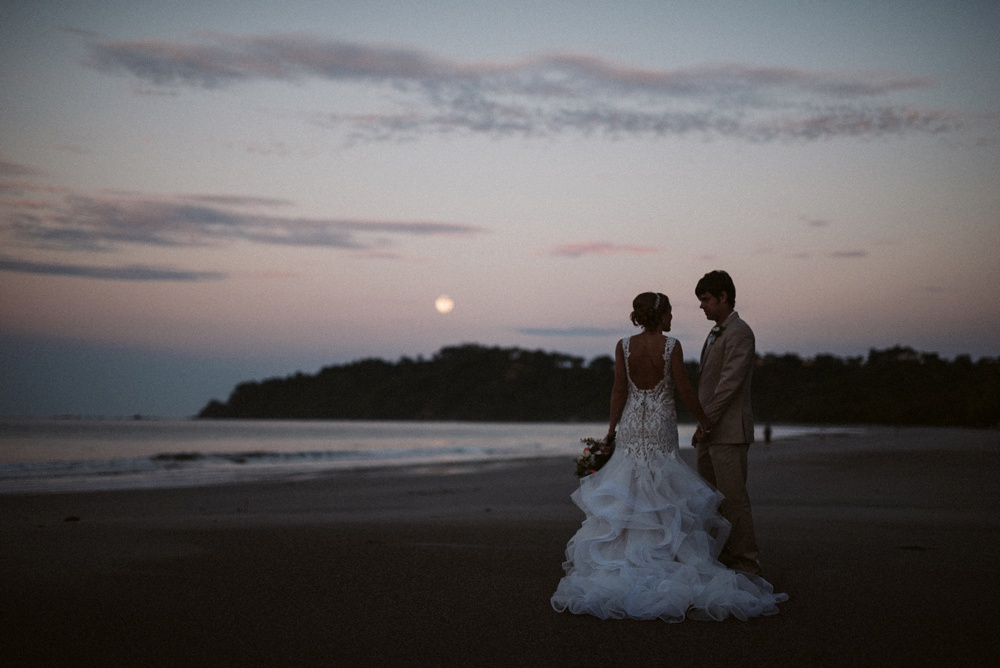manuel antonio wedding photographs