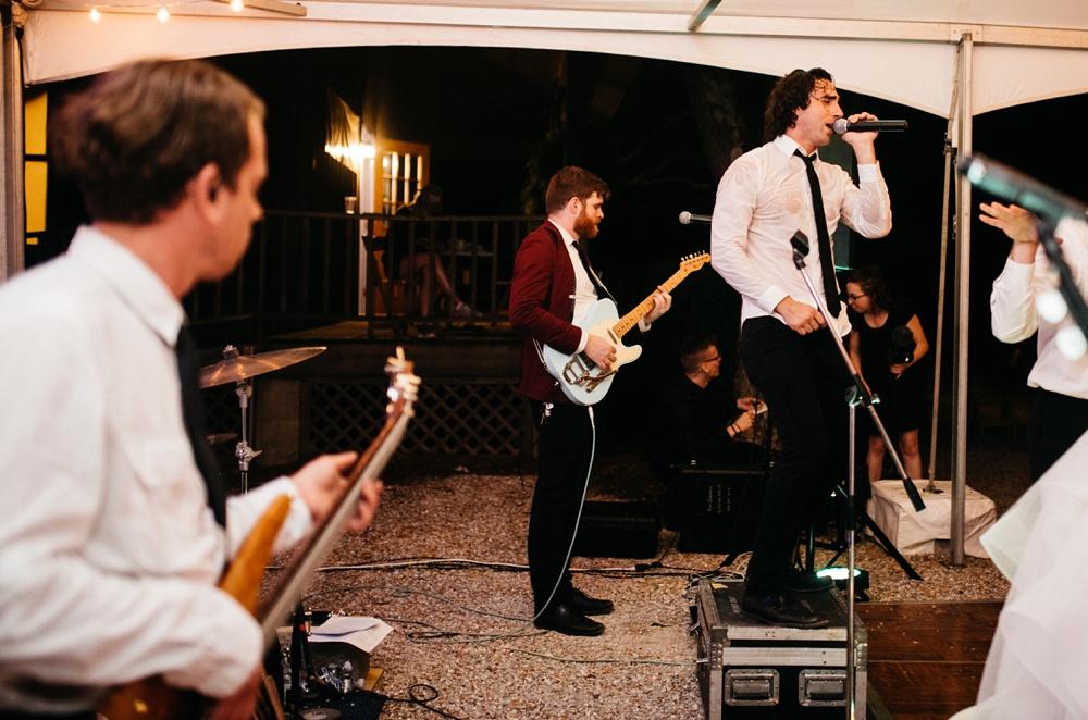 wedding reception photo in charleston wv