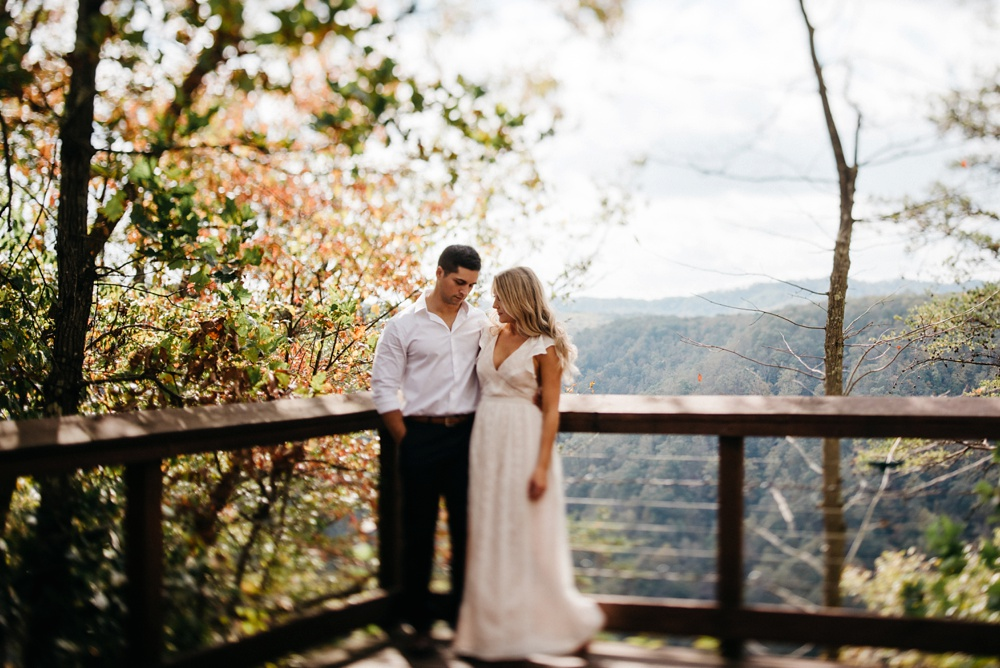 Fayetteville wv engagement photographers
