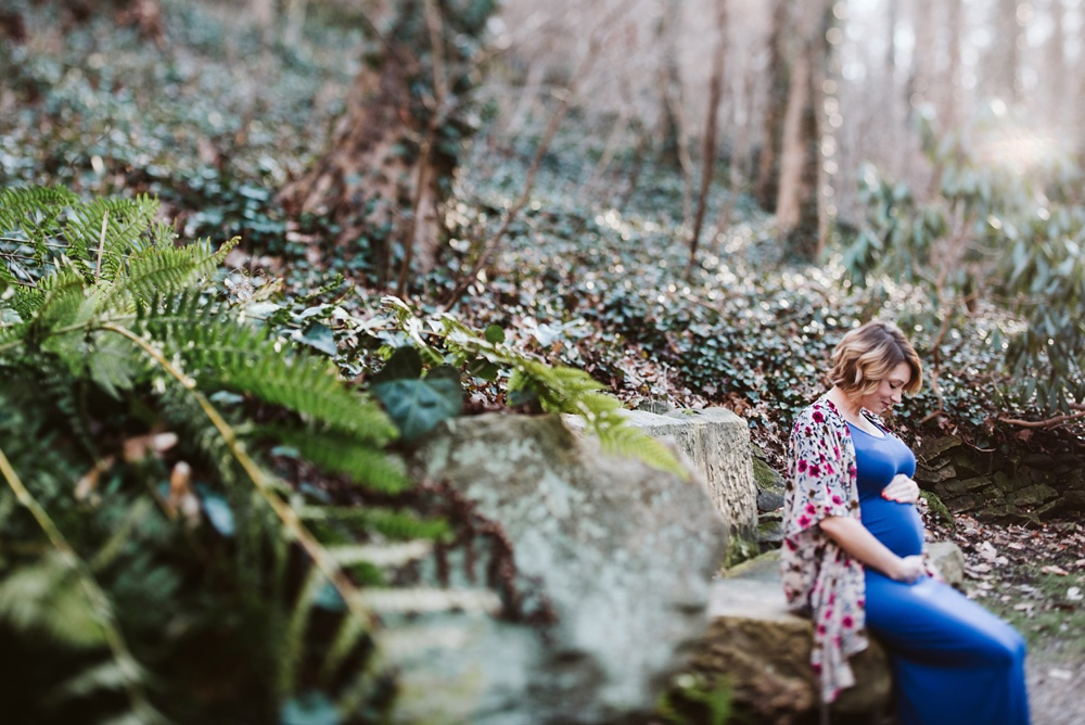maternity portraits in wv