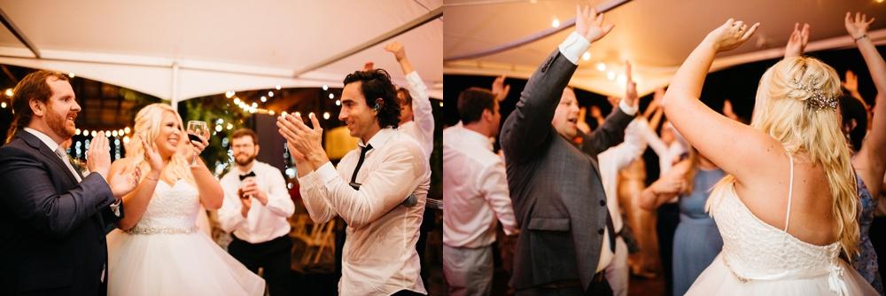 charleston wv wedding reception photography