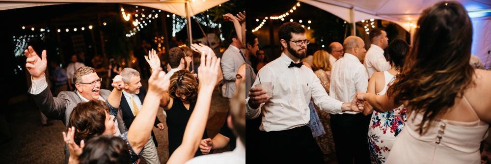 wv wedding reception photos