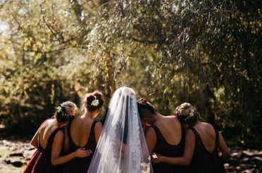 Wedding at Four Fillies Lodge