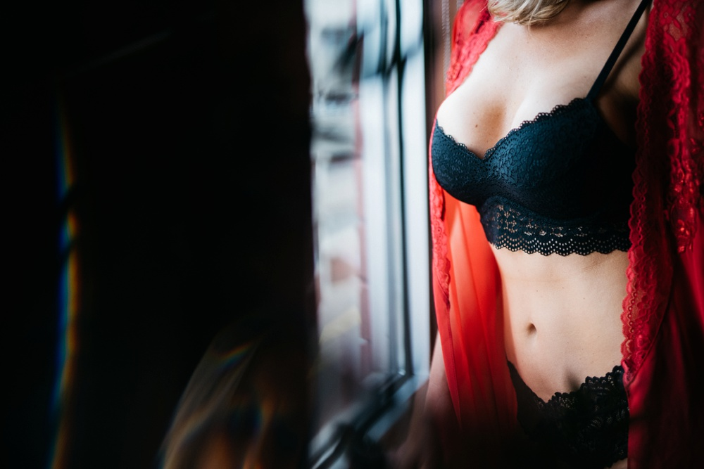 boudoir photographers in wv