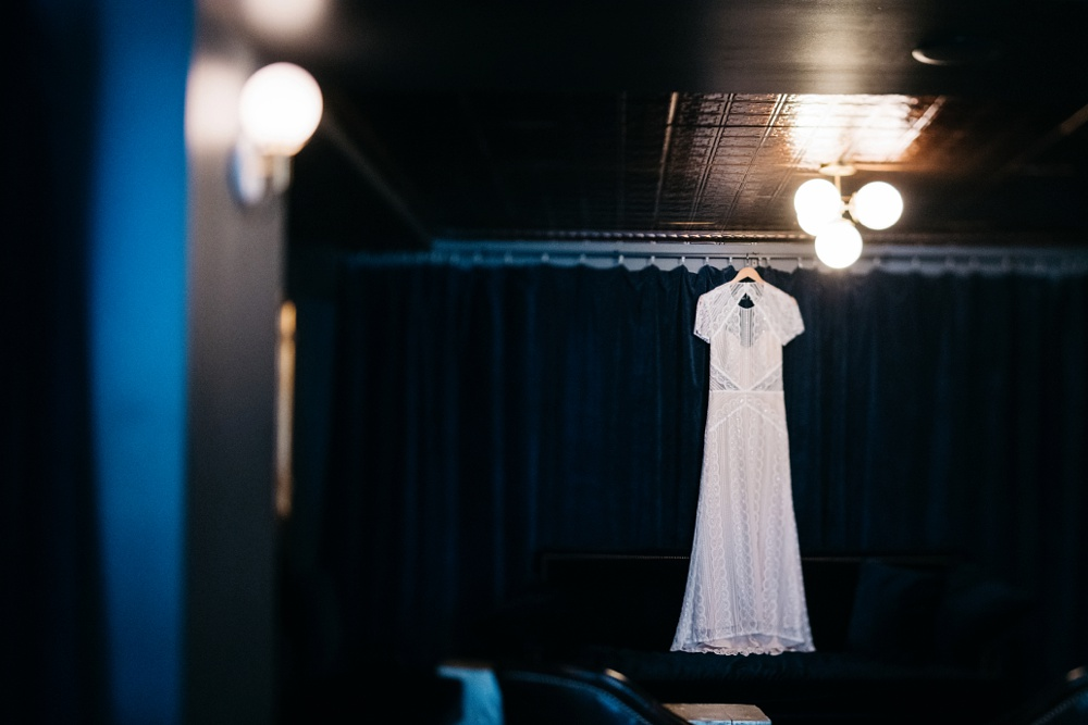 detail wedding photo at the palladian hotel in seattle