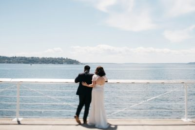 wedding portraits in seattle washington