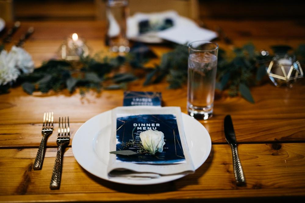 wedding reception at withinsodo