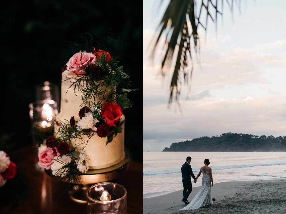 wedding in manuel antonio costa rica