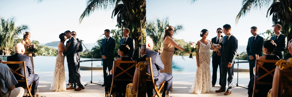 casa fantastica wedding in manuel antonio costa rica