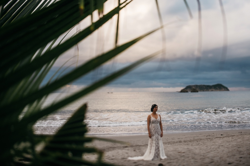 manuel antonio wedding photos