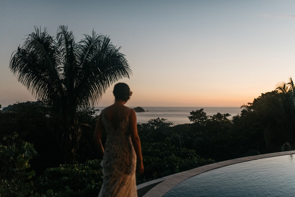 a wedding in manuel antonio costa rica