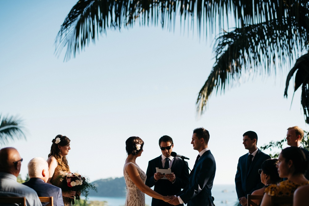 weddings in manuel antonio costa rica