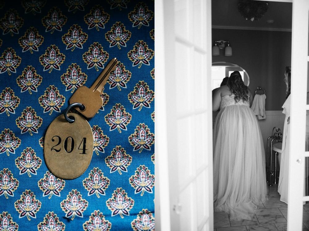 general lewis inn wedding located in lewisburg, wv