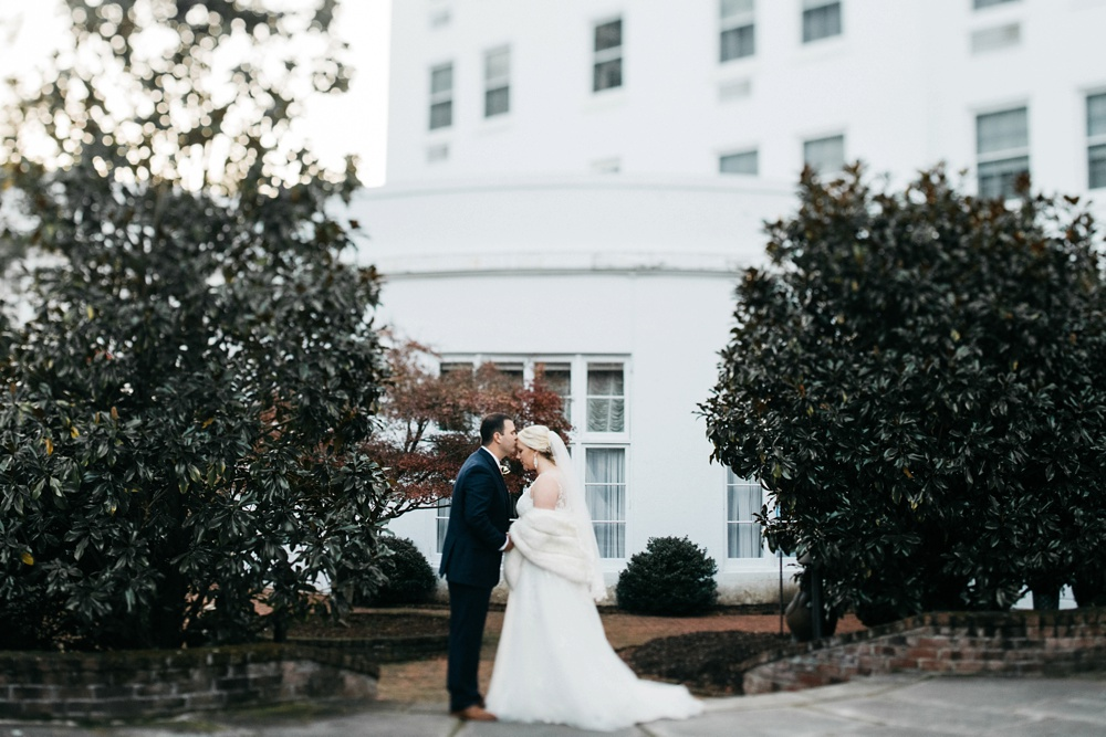 greenbrier elopement photography