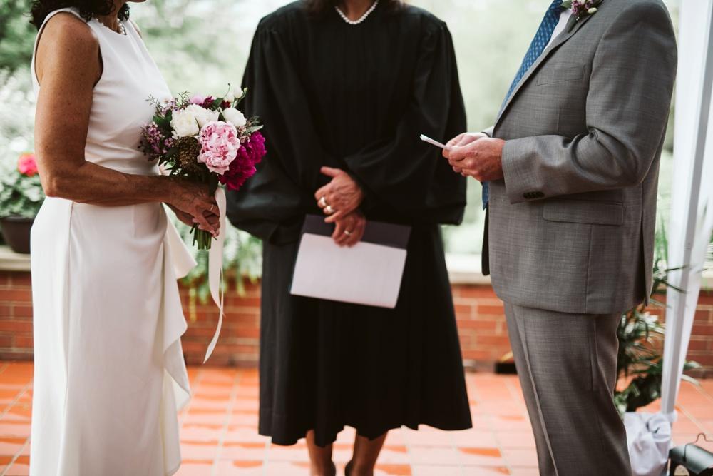 intimate elopement in west virginia