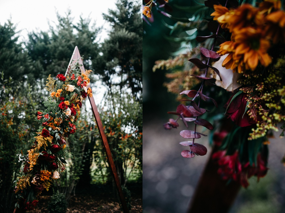 fall wedding at jq dickinson salt works