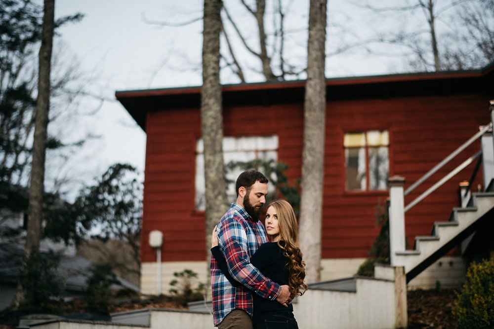 west virginia engagement photography