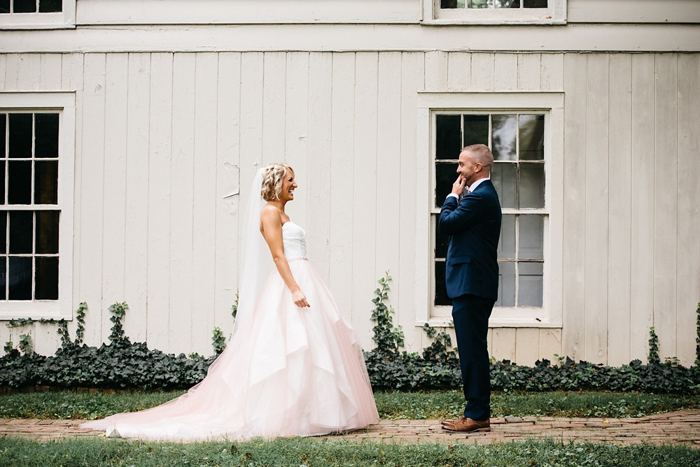 weddings at farmington plantation in louisville, ky