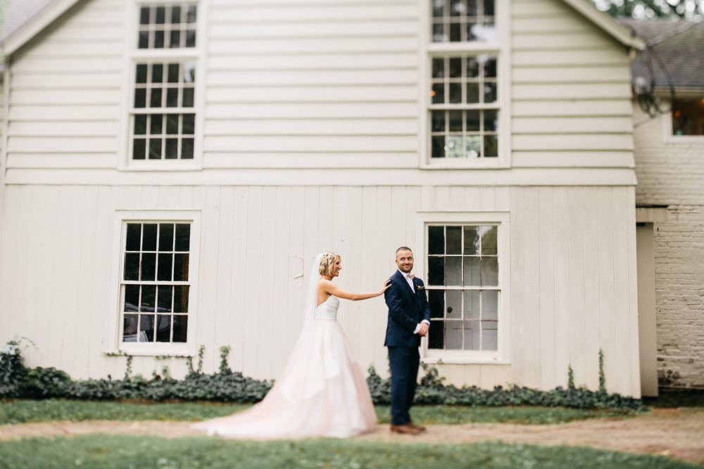 weddings at farmington historic plantation in louisville kentucky