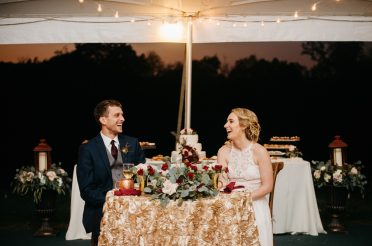 Meg + Rob's WV Wedding at the Confluence Resort