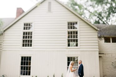 Romantic Louisville, KY Wedding