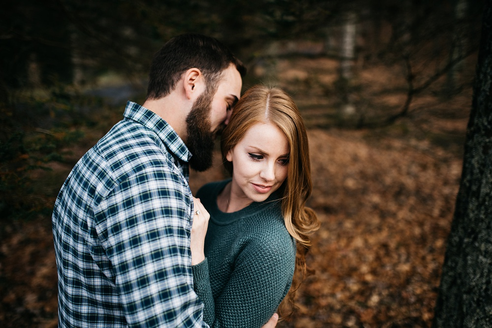 west virginia engagement phography