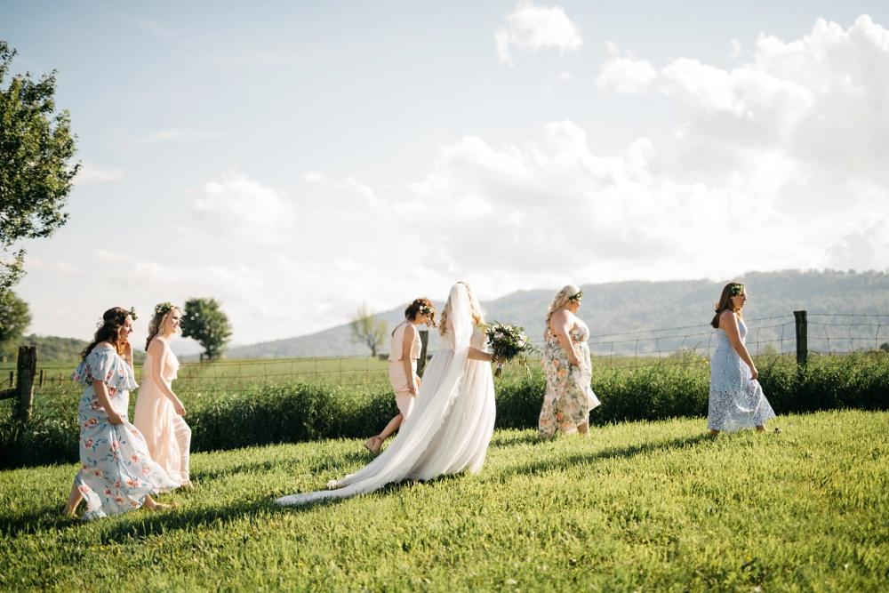 west virginia wedding photo