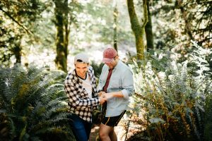 seattle washington engagement photographers