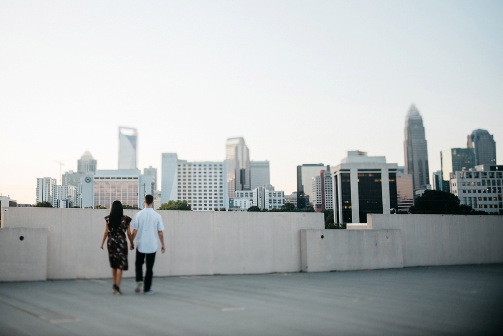 engagement photography in charlotte nc