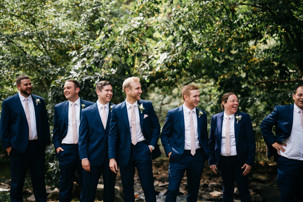 weddings at four fillies lodge