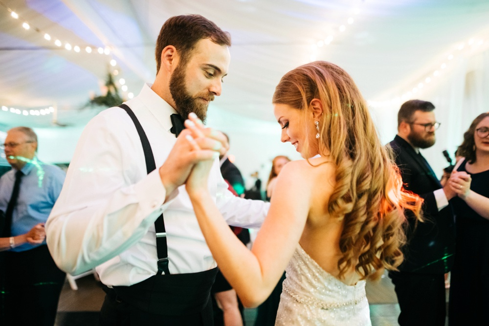wedding reception photos glade springs resort