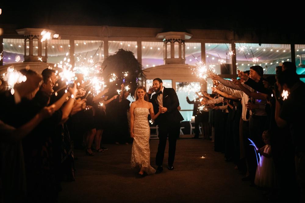 glade springs resort wedding photos