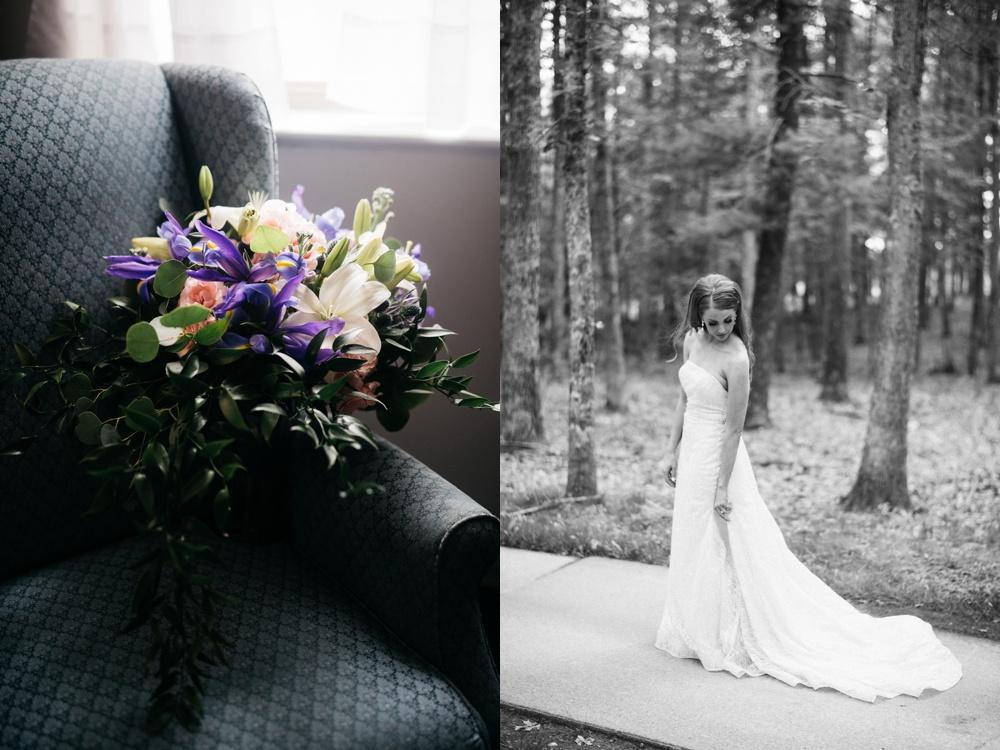 glade springs resort wedding