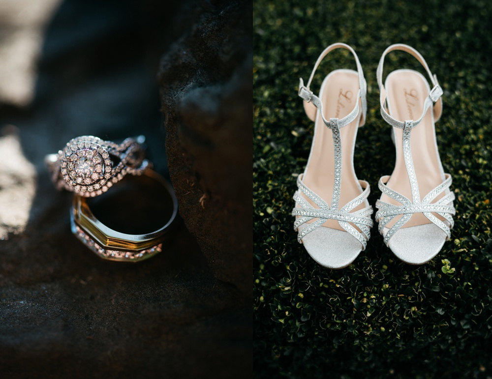 little creek country club wedding details