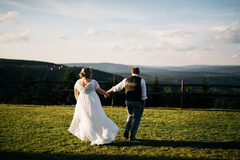 snowshoe mountain weddings