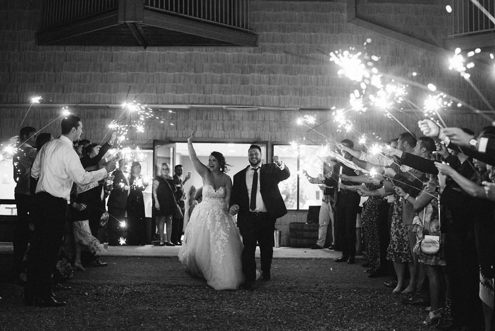 snowshoe mountain resort wedding photos