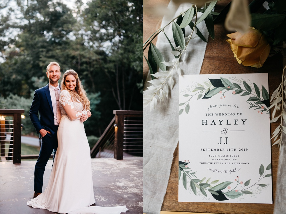southern wv wedding