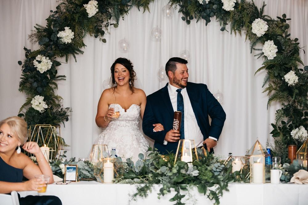 snowshoe mountain wedding reception