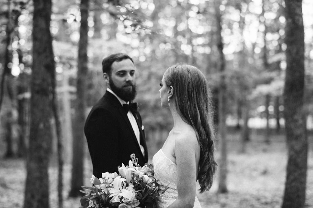 wedding photographs at glade springs resort