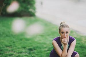charleston wv senior portrait photography