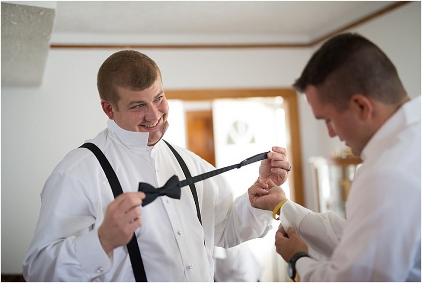 A Classic Charleston, WV Wedding | Lance & Vanessa